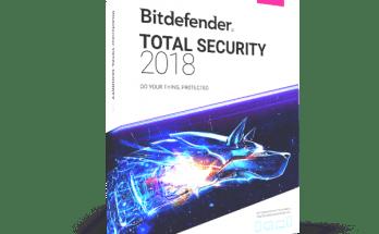 Bitdefender Total Security 2018 Key