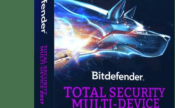 Bitdefender Total Security 2017 Key
