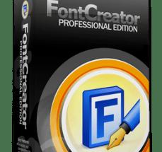 FontCreator Crack