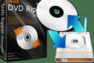 WinX DVD Ripper Platinum Keygen