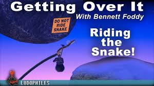 Getting Over It with Bennett