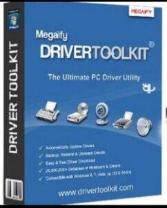 Driver Toolkit Crack + (100% Working) License Key Full