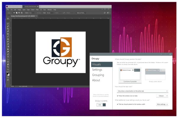 Stardock Groupy product Key