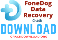 FoneDog Data Recovery Crack