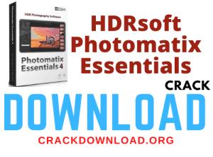 HDRsoft Photomatix Essentials crack