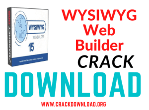 WYSIWYG Web Builder Crack Download