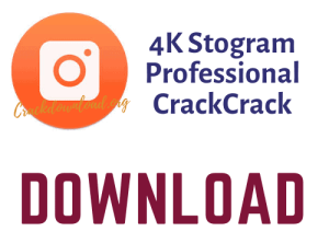 4K Stogram Professional Crack