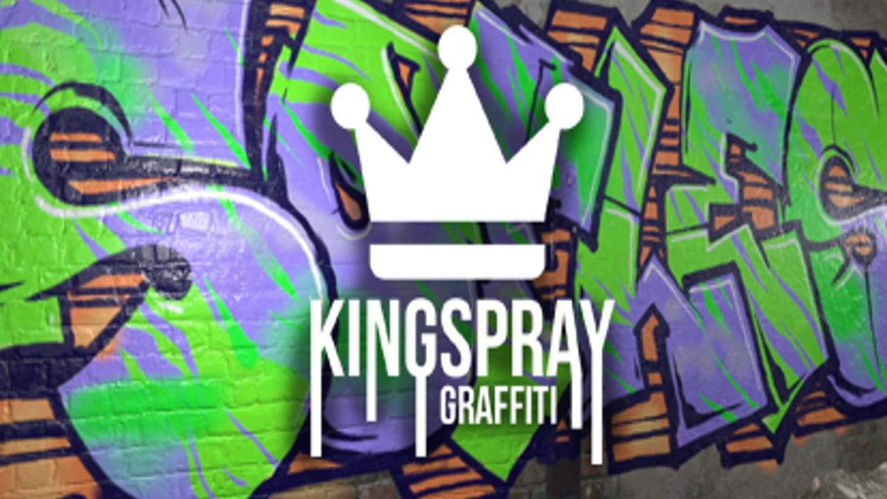 kingspray graffiti vr free