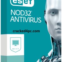 ESET NOD32 Antivirus 2021 Crack v14.0.22.0 & License Key Latest