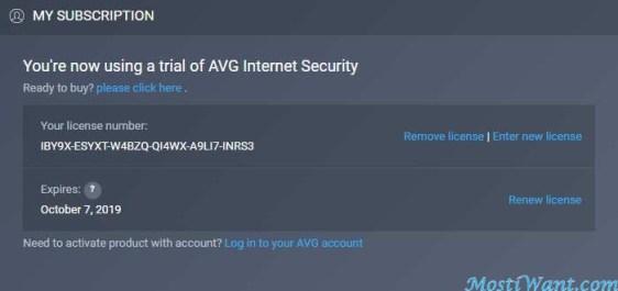AVG Internet Security 20.8.5684 2020 Crack With Keygen Till 2025