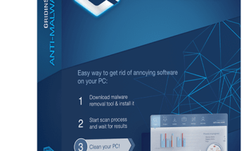 GridinSoft Anti-Malware 4.1.60 Crack 2020 With Serial Key (New)