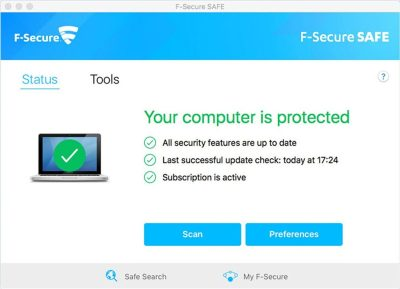 F-Secure Internet Security 17.7 Crack 2020 With Key Code [Latest]