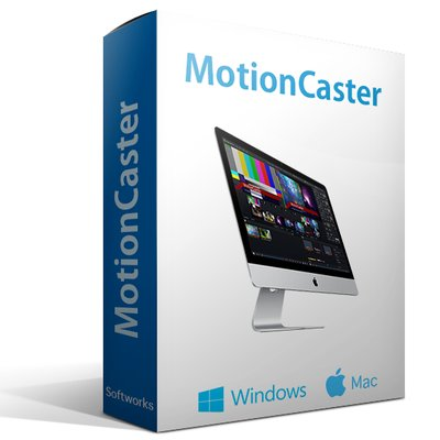 MotionCaster 3.0.0.10548 Crack {Mac/Win} Latest Version