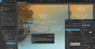 Pinegrow Web Editor 5.973 Crack 2020 + Serial Key Free Download