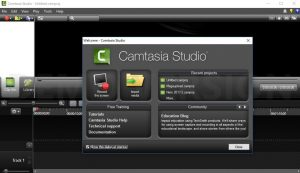 Camtasia Studio 2019.0.9 Crack Full Version with Keygen [All]