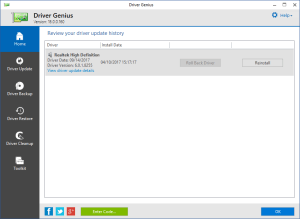 Driver Genius Pro 20.0.0.139 Crack + Serial Key Free Version 2020