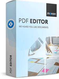 Movavi PDF Editor Crack 3.1.0 Activation Key Plus Crack 2020 For PC