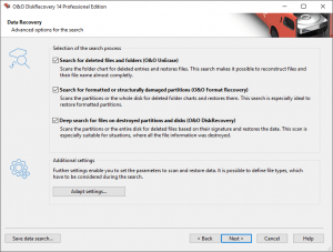 O&O MediaRecovery 14.0.17 Crack with Product Key Free Version