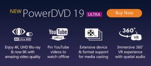 Cyberlink PowerDVD Ultra 20.0.2025.62 Crack With Key Latest 2020