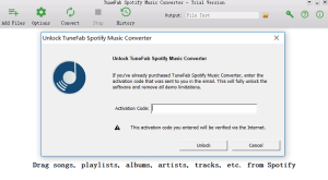 TuneFab Spotify Music Converter 2.8.3 Crack With License Key For PC