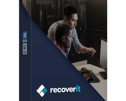 Wondershare Recoverit 8.5.1 Crack & Serial Key 2020 Free Download
