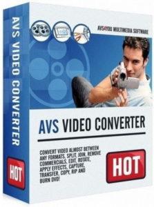 AVS Video Converter 12.1.1.660 Crack + Serial Key 2020 Free Download