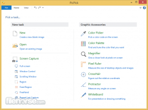 PicPick 5.0.5 Crack Full Version With Serial Key Free