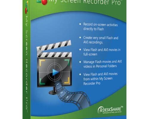 My Screen Recorder Pro 5.21 Crack With Serial Number 2020