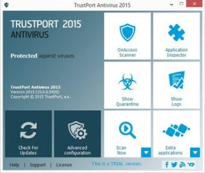 TrustPort Antivirus 2017 17.0.6.7106 Crack With Keygen Full Torrent 2019