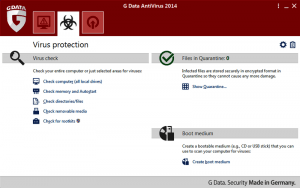 G DATA AntiVirus 25.5.3.4 Crack + Activation Key Full 2019