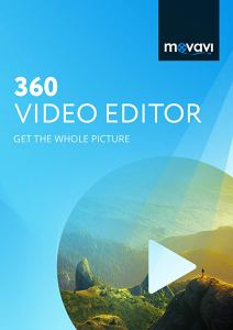 Movavi 360 Video Editor 1.0.1 Crack With Registration Key 2020