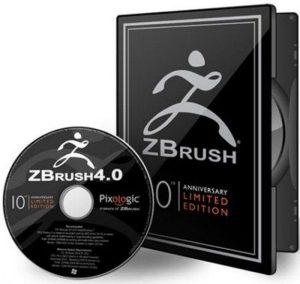 Zbrush 4.0 crack free download