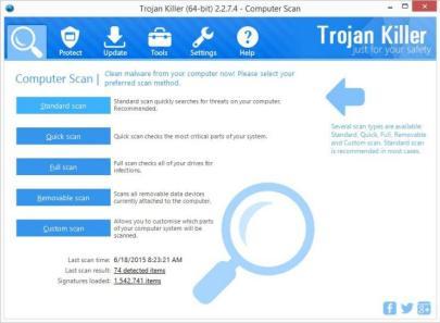 trojan killer activation code