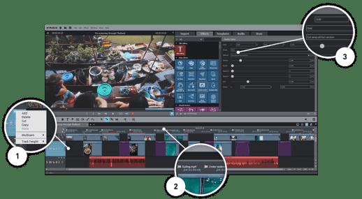 MAGIX Movie Edit Pro 2019 Plus 18.0.1.204 Crack Download