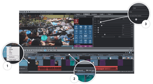 MAGIX Movie Edit Pro 2019 Plus 18.0.1.204 Crack Download
