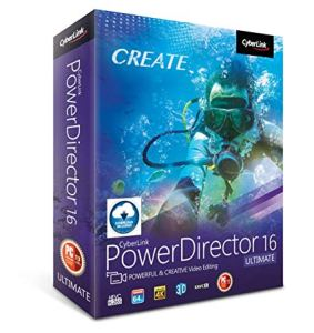 CyberLink PowerDirector 17.0.2211.0 Crack + License Key Free Download