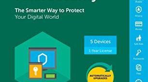Kaspersky Total Security 2019 v19.0.0.1088 Crack & Keygen Free Download