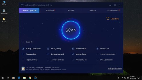 Advanced SystemCare Pro 12.0.3 Crack & License Key Full Free Download