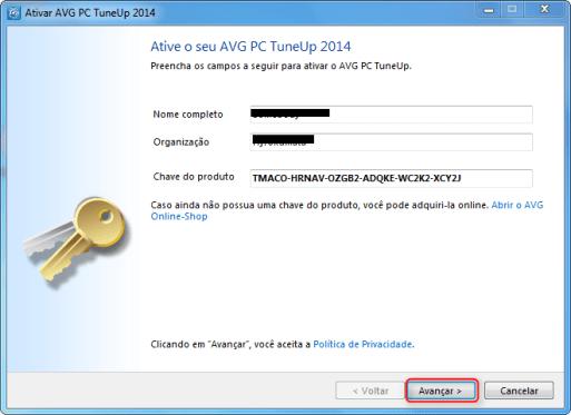 Avg Pc Tuneup Utilities 2019 Crack License Key Free Download