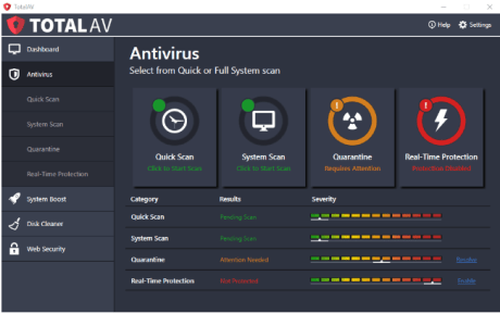 Total AV Antivirus 2019 Crack & License Key Full Free Download
