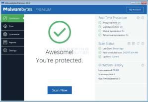 Malwarebytes Anti-Malware 3.6.1 License Key & Crack Free Download