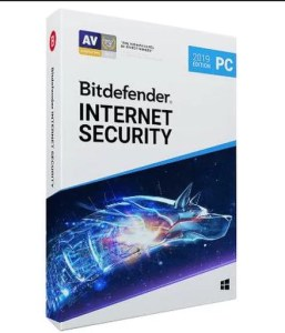 Bitdefender Internet Security 2019 License Key & Crack Full Free Download