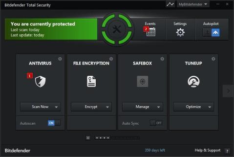 Bitdefender Internet Security 2019 License Key & Crack Full Free Download