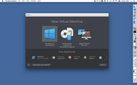 Parallels Desktop 14.1.0 Crack & License Key Fll Free Download
