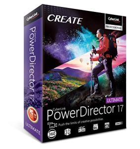 Cyberlink PowerDirector 17 Serial Number & Crack [2019] Full Free Download
