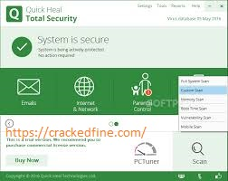 Quick Heal Total Security Crack 2020 & Keygen Full