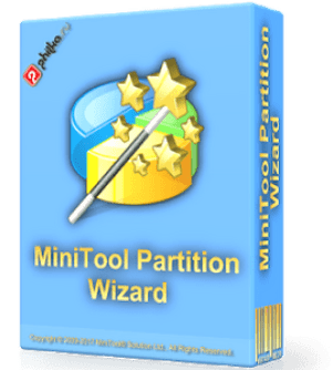 MiniTool Partition Wizard