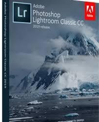 Adobe Photoshop Lightroom Classic CC 2019 8 3 1 Crack
