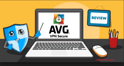 AVG Secure VPN cracked fully