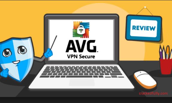 AVG Secure VPN cracked fully